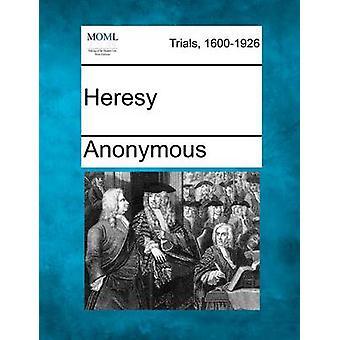 Kætteri ved anonyme