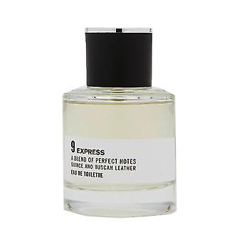 9 Quince And Tuscan Leather by Express Edt 1.7oz Spray New In Box