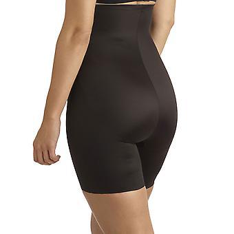 Miraclesuit fajas 2419 mujeres abdomen cintura pierna larga breve