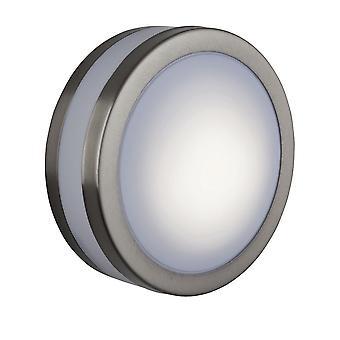 Firstlight-1 ljus låg energi skiljevägg rost fritt stål IP44-6411ST