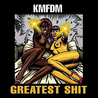 KMFDM-Greatest shit [CD] USA import