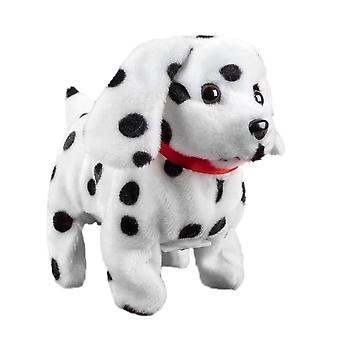 Flipping Puppy Action Soft Toy