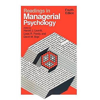 Readings in Managerial Psychology by Harold J. Leavitt - Louis R. Pon