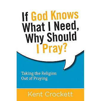 If God Knows What I Need - Why Should I Pray? - Taking the Religion Ou