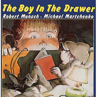 The Boy in the Drawer by Robert N Munsch - Michael Martchenko - 97808