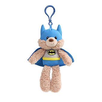 DC Gund Fuzzy Backpack Clip
