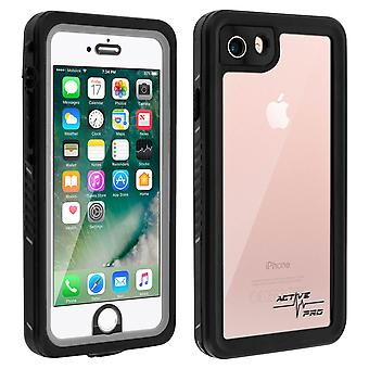 4smarts iPhone 7 and 8 Waterproof Protection IP68 Shockproof 2m Transparent Case