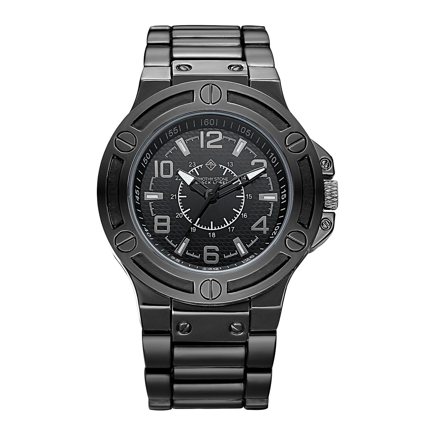 Timothy Stone Men's MANIS Black Watch