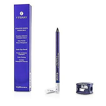 By Terry Crayon Khol Terrybly Color Eye Pencil (waterproof Formula) - # 12 Baroque Blue - 1.2g/0.04oz