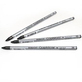 Derwent Graphitone Individual Watersoluble Pencil (2B Light Wash)