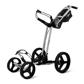 Sun Mountain Pathfinder 4 hjul push Cart Golf trolley cement/grå