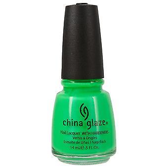 China glazuur Nail Polish collectie-in de Lime licht 14ml (70640)