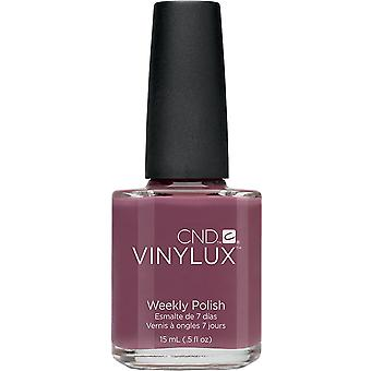 CND vinylux Weekly Nail Polish - Married To Mauve (129) 15ml