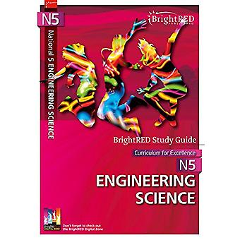 Brightred Study Guide - National 5 Engineering Science by Paul MacBeat