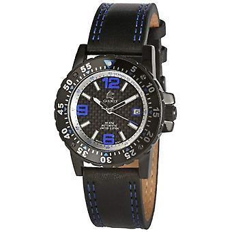 Carucci Horloge Man arbitre. CA2184BL