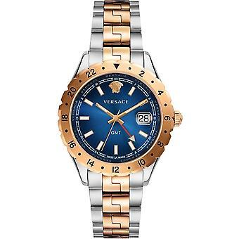 Versace V11060017 Hellenyium Gmt Reloj de hombre