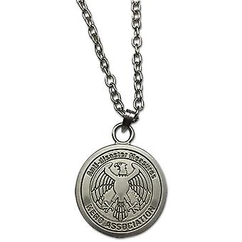 Necklace - One-Punch Man - Hero Association Crest New ge87176