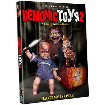Demonic Toys 2 [DVD] USA import