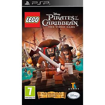 LEGO Pirates of the Caribbean (PSP) - New