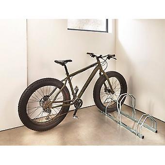 """Mottez - """"Fat bike"""" fietsenrek verstelbaar (3 fietsen)"""