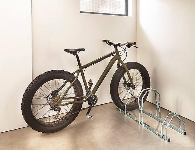 Mottez-& quot; Fat Bike & quot; fietsenrek verstelbaar (3 fietsen)