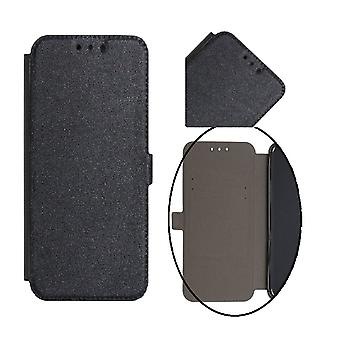 Huawei Mate 10 Lite - Mobiili lompakko - Musta