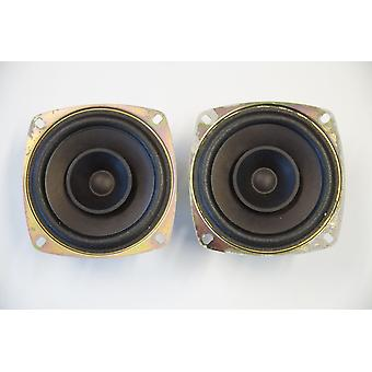 1 par heco 100 mm woofer HW100P470 S, 140 Watt B ware
