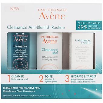 Avene Cleanance Anti-Blemish Routine Kit
