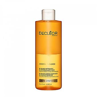 Decleor Aroma Cleanse Bi-Phase Cleanser & Makeup Remover 400ml