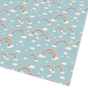 oh Cerf Rainbow Friends Cadeau Wrap