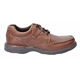Hush hvalpe Randall II Herre læder lace up sko