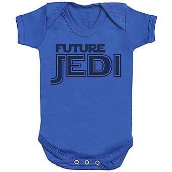 Toekomstige Jedi Baby Romper-baby cadeau