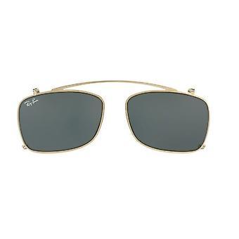 راي-بان كليب علي RB5228C 2500/71 الذهب/الأخضر نظارات شمسيه