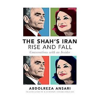 Shahs Iran  Rise and Fall by Abdolreza Ansari
