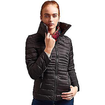 Outdoor Look Womens Contour Lightweight Warm Quilted Coat