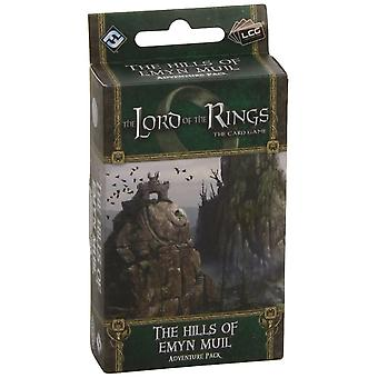 Lord of the Rings de kaart spel uitbreiding de heuvels van de Emyn Muil Adventure Pack