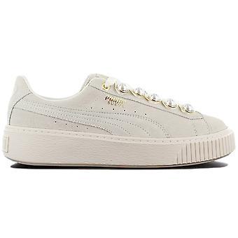 بوما سويدي منصة بلينغ Wns 366688-02 أحذية نسائية أحذية رياضية رمادية أحذية رياضية