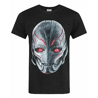 Avengers Age Of Ultron Head Men's T-Shirt