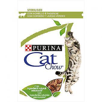 Cat Chow Esterilizado con Cordero (Cats , Cat Food , Wet Food)
