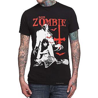 Rob Zombie Teenage Nosferatu Official Tee T-Shirt Mens Unisex
