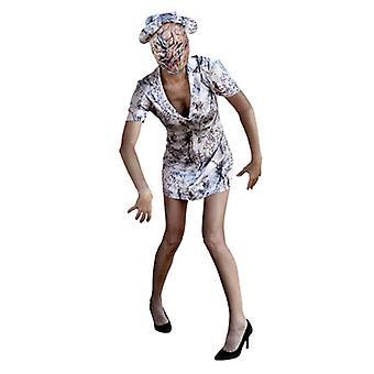 Silent Hill Sykepleier Kostyme
