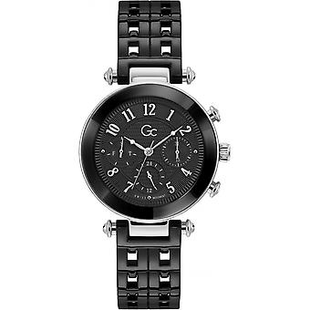 Katso GC kellot Gc PrimeChic Y65003L2MF - Sveitsin MOVEMENT Naisten Watch