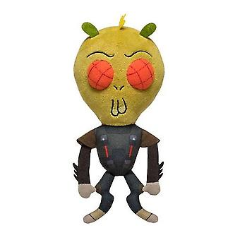 Funko Galactic Plushies: Rick And Morty Krombopulos Michael Soft Plush Toy