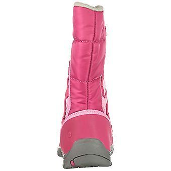 Northside Girls' Starling Snow Boot, Fuksia/Pinkki, 12 Medium US Little Kid