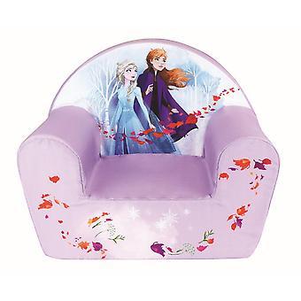 Elsa Frozen 2 fauteuil enduit