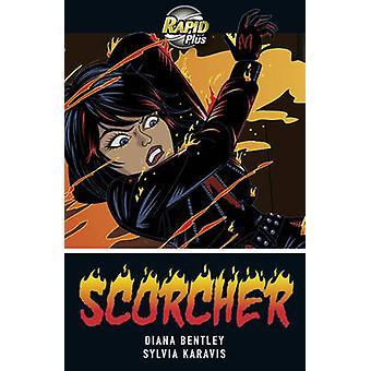 Rapid Plus 4B Scorcher Sylvia Karavis - 9780435070779 Kirja