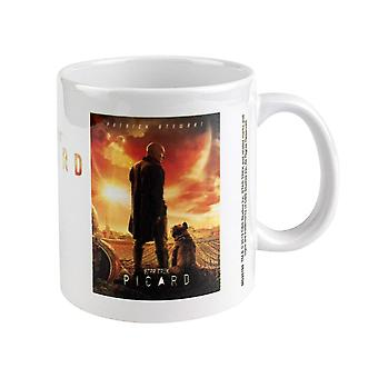 Star Trek, Mug - Picard Number One