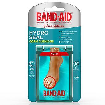 Band-Aid hydro segl, mais puter, 10 ea