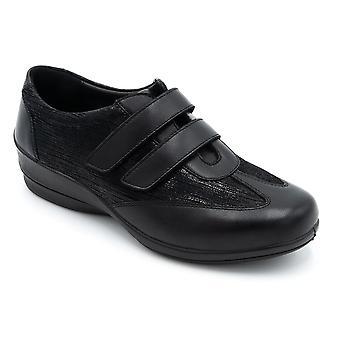 Chaussures Padders Sadie Womens Casual Riptape