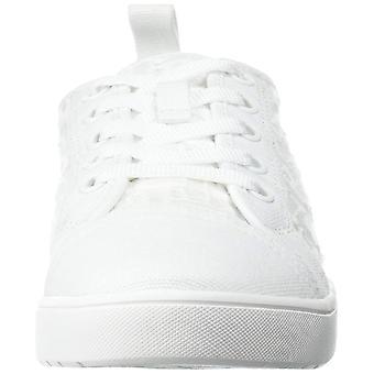 Koolaburra by UGG Women's W Kellen Low Lace Denim Sneaker